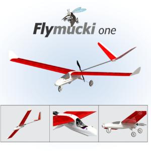 Modell - Flymucki one